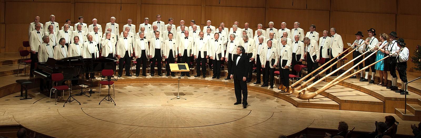 Auftritt in der Kölner Philharmonie.